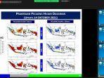 Waspada! BMKG Ingatkan Datangnya La Nina dan Peningkatan Resiko Bencana Hidrometeorologi