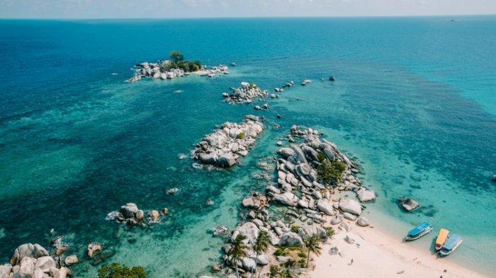 Kekayaan Alam Belitung Bikin Unesco Terpikat, Resmikan Geopark Belitung Sebagai Global Geopark