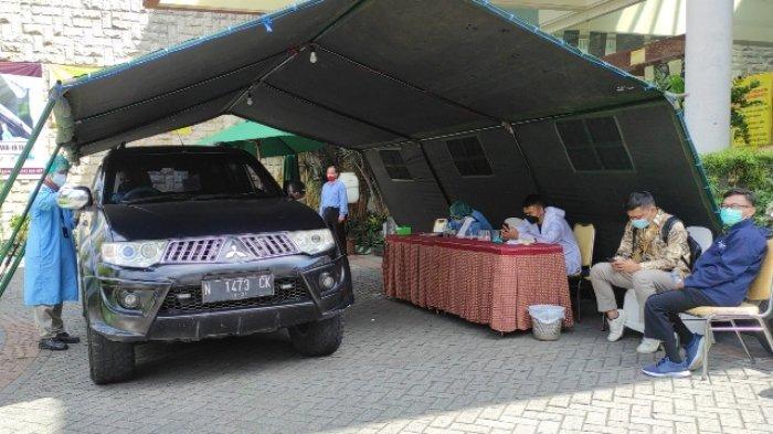 Hotel di Kota Blitar Bertahan Hidup Buka Layanan Swab Antigen Sampai Cuci Mobil