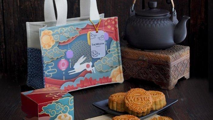 Kue Bulan Ini Memadukan Rasa Modern - Tradisional Dalam Baked Charcoal White Lotus Mooncake