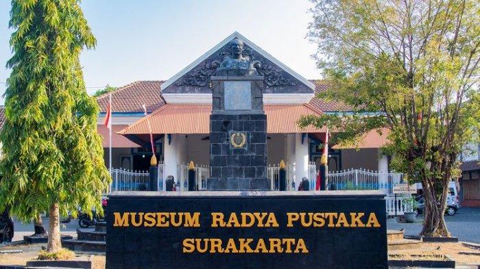 Museum Radya Pustaka Surakarta Masih Tutup, Jujugan Wisatawan Yang Ingin Tahu Weton Jawa