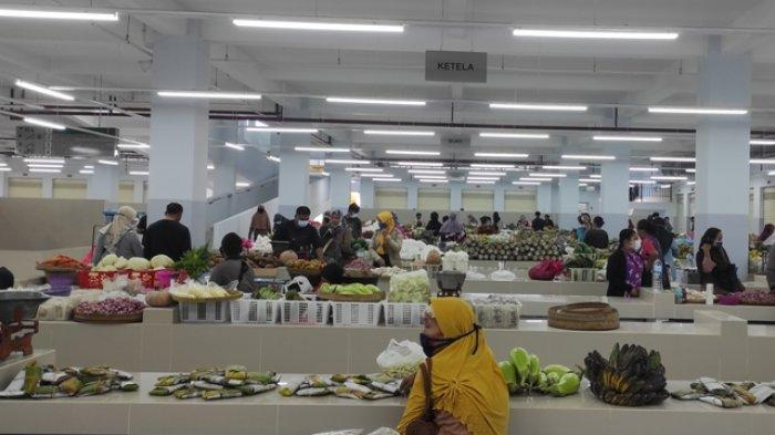Pasar Legi Kebanggaan Warga Ponorogo Kini Dibuka Lagi Untuk Umum Lebih Moderen Dan Tertata