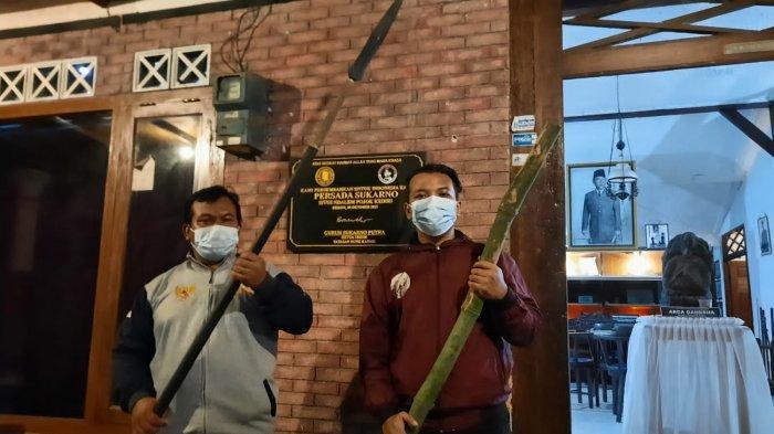 Benda Pusaka, Doa Dan Mantra Kearifan Lokal Tampil Di Aksi Selamatkan Rakyat Dari Pandemi