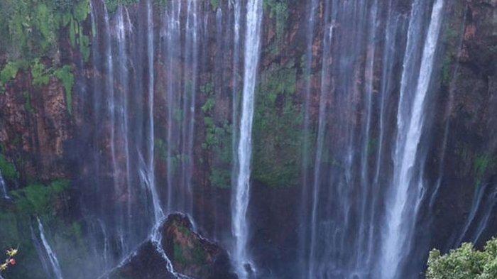 Air Terjun Tumpak Sewu di Lumajang Sudah Dibuka Kembali Untuk Wisatawan