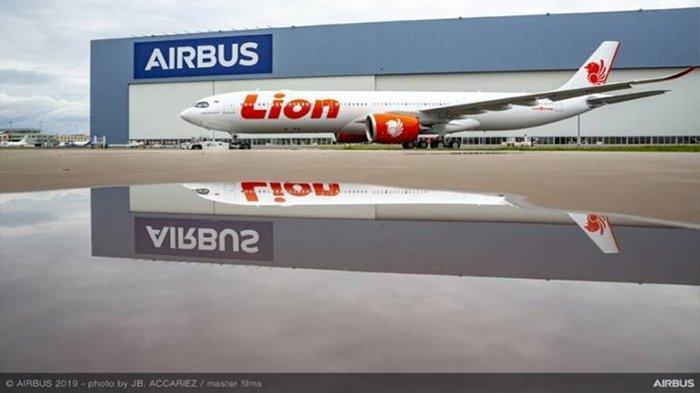 Mengenal Pesawat Airbus 330-900NEO yang Dipakai Maskapai Lion Air