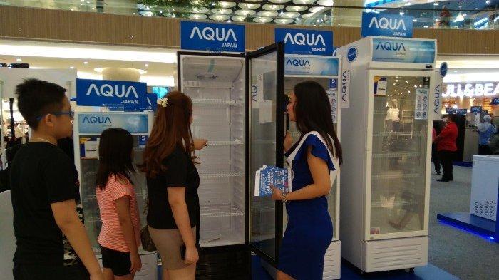 Diskon Banyak dan Hadiah Langsung, Momen Nataru , AQUA Japan Gelar  Mall to Mall Exhibition