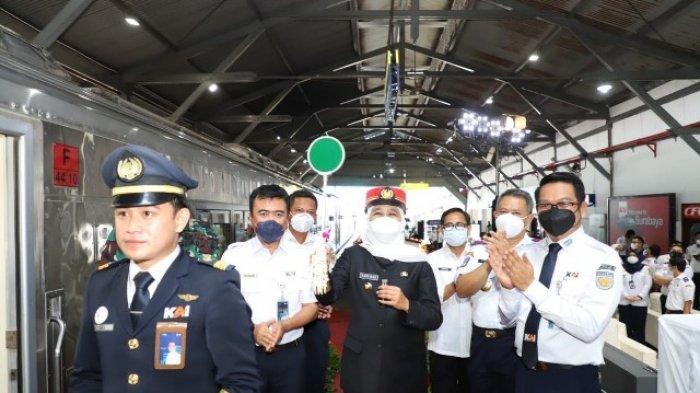KA Argo Bromo Anggrek Surabaya – Jakarta Kini Makin Cepat, Di Tempuh 8 Jam 10 Menit