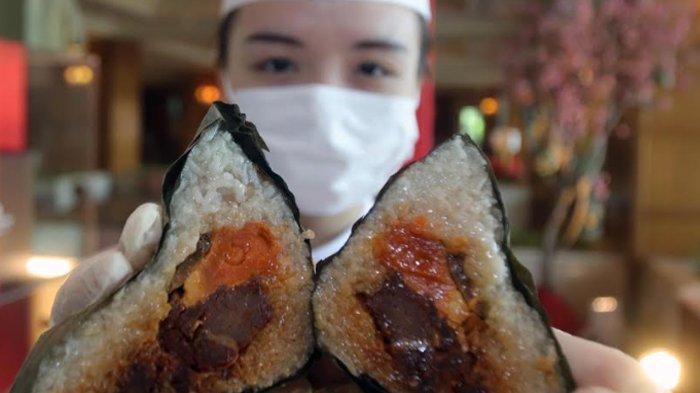 Bakcang Berbagai Isian Manis-Asin Ala Shangri-La Hotel Surabaya untuk Peringati Dragon Boat Festival