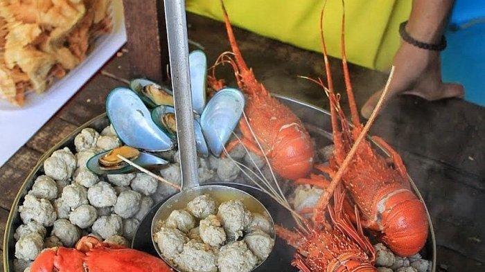 Lezatnya Bakso Aduhai di Surabaya, Sajiannya Tambah Nikmat Dilengkapi Seafood