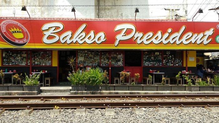 Sejarah Bakso President, Bakso Legendaris di Kota Malang