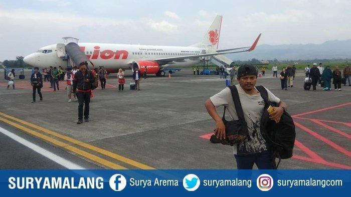 Larangan Mudik Berlaku di Bandara Abdul Rahman Saleh Malang, Stop Sementara Layanan Penerbangan