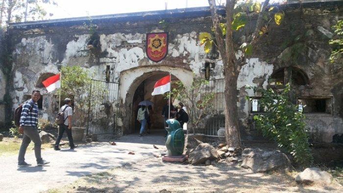 Benteng Van Den Bosh Ngawi, Jujugan Wisata Sejarah, Ada Sumur Tua Bekas Kuburan Massal