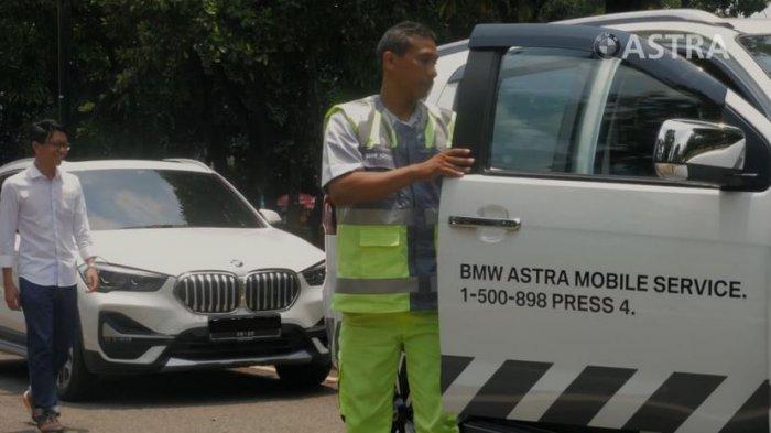 PSBB Selesai BMW Astra Siap Bantu Pengecekan Kendaraan Untuk Beraktivitas Lagi