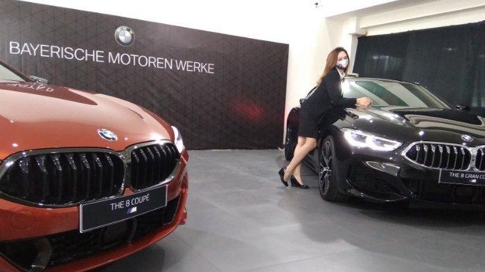 Sports Car Mewah BMW Seri 8 Hadir Di Surabaya, Edisi Terbatas Dibandrol Rp 2,4 M