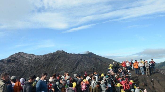 Tiket Online Masuk Gunung Bromo Disambut Positif  Agen Travel Jawa Timur