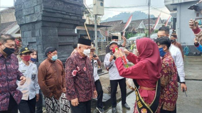 Wisata Candi Ganter Malang Salah Satu Peninggalan Kerajaan Singhasari