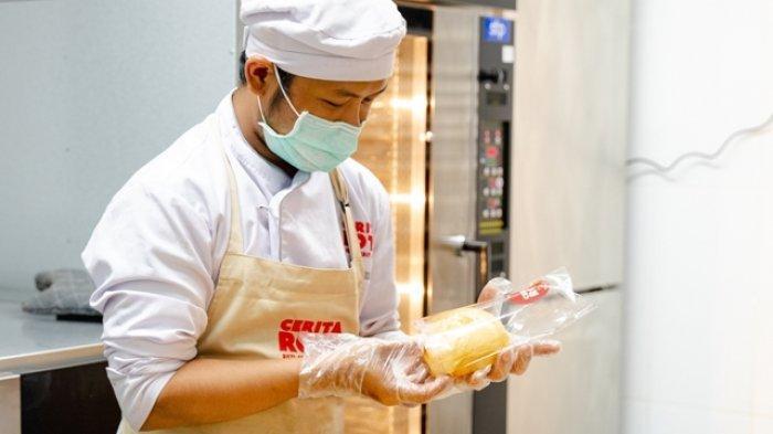 Dekati Pelanggan Cerita Roti Hadir di 406Gerai di Indonesia,