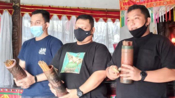 Perayaan Imlek 2021,Klenteng Gunung Kawi Sepi Pengunjung