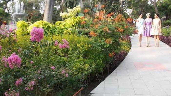 Delapan Taman Kota di SurabayaSudah Dibuka Kembali, Pengunjung Wajib Taati Protokol Kesehatan