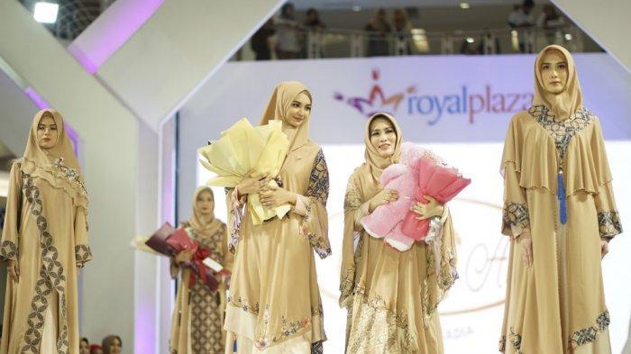 Inspirasi Keindahan Batik, Elegan Gaya Khas Oriental, Apik Diusung Menjadi Busana Muslim