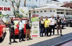 Ratusan Pengemudi Online Kolaborasi Dengan Fastron Eco Green, Dapat Diskon 50 Persen, BBM Juga Irit
