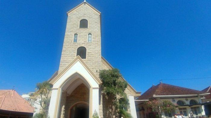 Gereja Paroki Santo Yusup Jember