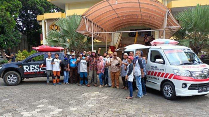 Gratis Layanan Ambulans Dari Gimbal Alas Indonesia Untuk Warga Malang Raya