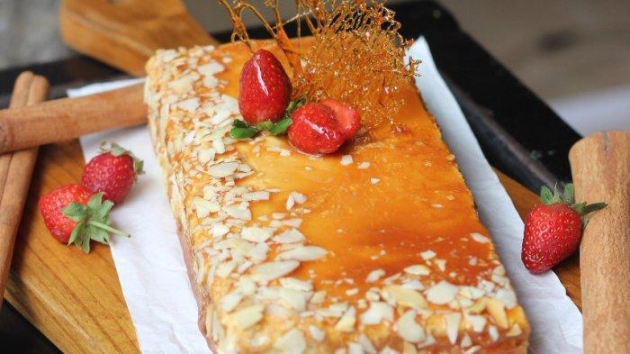 Ginger Caramel Cake Berbahan Rempah Lembut dan Hangat Pas Untuk Takjil Buka Puasa