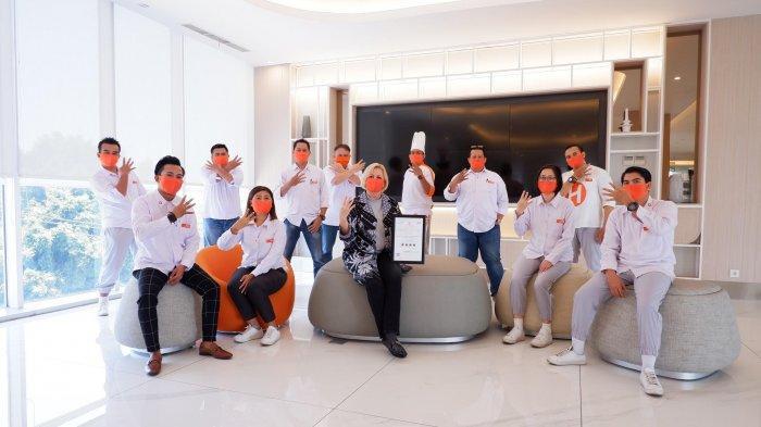 Harris Hotel & Convention Bundaran Satelit Naik Kelas Ke Bintang 4
