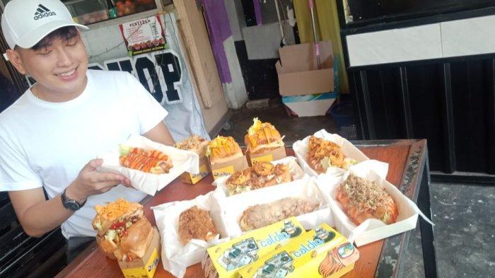 Rasa Unik Olahan Hotdog di Caldic Eatbar Paduan Western Food Rasa Lokal