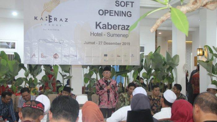 Hotel Kaberaz Luxury Hadir di Kota Sumenep. Konsep Hotel Budget Fasilitas Lengkap