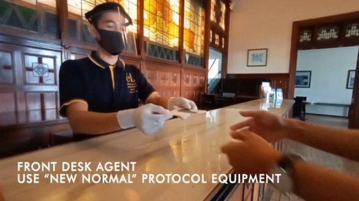 Menginap Di Hotel Di Kota Wisata Batu Harus Tunjukkan Hasil Swab  Khusus Tamu Dari Zona Merah