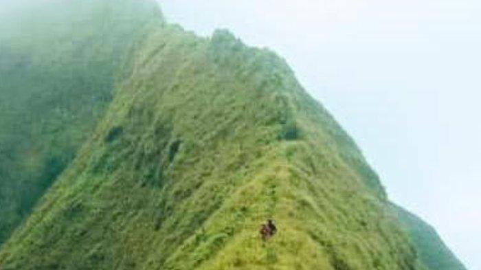 Tingkat bahaya Gunung Piramid Bondowo Setara Dengan Carstensz Pyramid di Papua