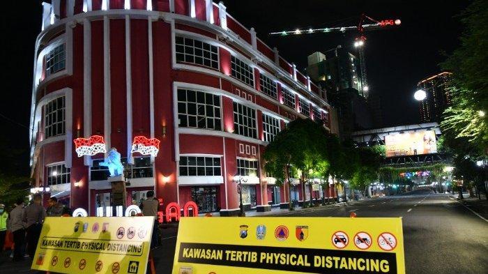Di Surabaya Belasan Hotel Resmi Tutup Karena Pengunjung Sepi Imbas Penyebaran Virus Corona