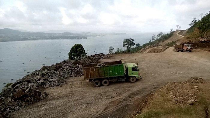 JLS Sudah Nyambung Hubungkan Pantai Klathak Tulungagung Dan Pantai Prigi Trenggalek