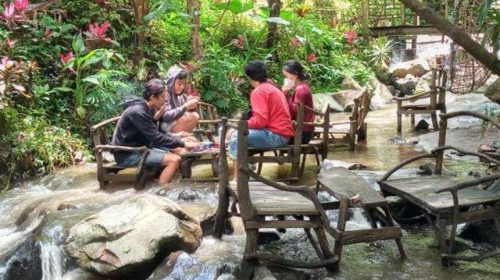 Dongkrak Kunjungan,Coban Jahe Berbenah Tawarkan Konsep Wisata Baru