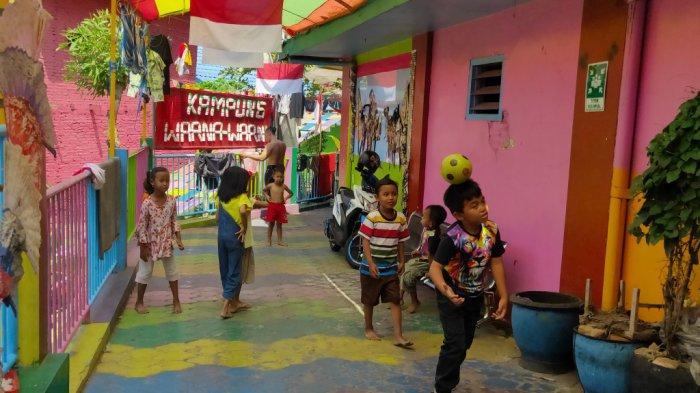Kampung Warna Warni Jodipan Kota Malang Siap Buka Kembali Awal September