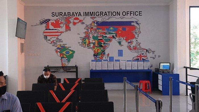 Dua Bulan Vakum Kantor Imigrasi Khusus TPI Surabaya Siap Layani Warga Kembali