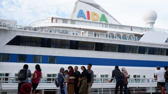 Lima Dari 15 Kapal Pesiar Yang Akan Singgah Di Surabaya Membatalkan Kunjungannya