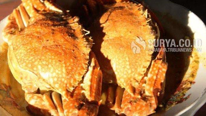 Berburu Kare Kepiting di Sentra Ikan Bulak yang Bumbu Rempahnya Cetar Bikin Kangen