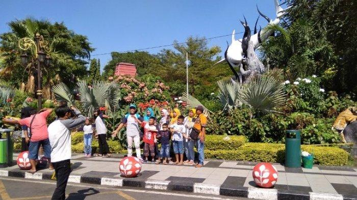 Sambut Wisatawan Pemkot Surabaya Siapkan Aplikasi Jelajah Surabaya