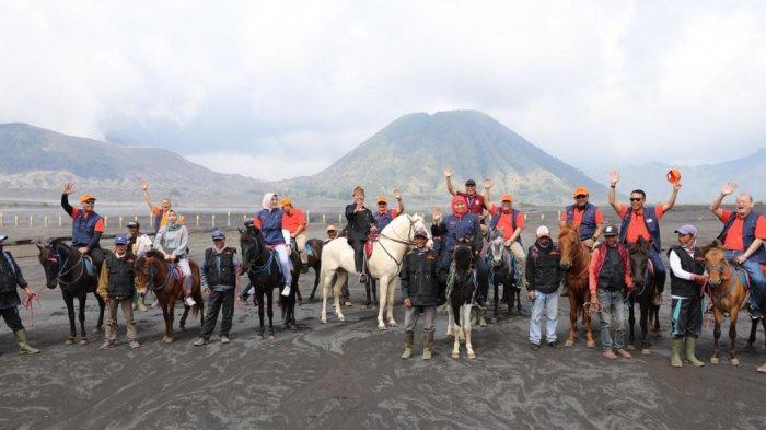 Wisata Bromo Buka Kembali Secara Bertahap Dengan Pembatasan Jumlah Pengunjung