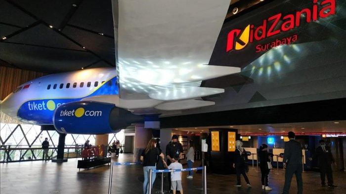 Baru Dibuka, KidZania Surabaya di Lave Mall Sungkono Langsung Didatangi Ratusan Bocah