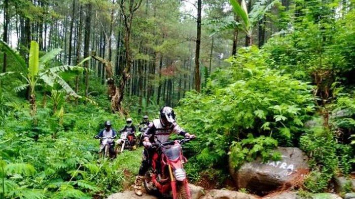 Komunitas Trail Malang Suka Nrabas dan Bikin Jalur Baru Di Belantara Hutan Dan Pesisir Pantai