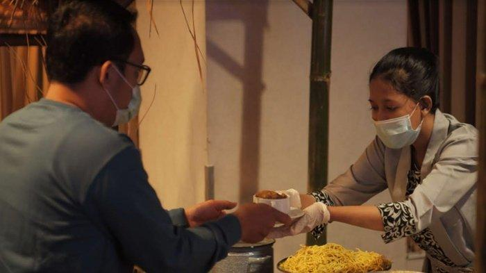 Aneka Kuliner Jadul di Quest Hotel Darmo Surabaya, Ada Nasi Liwet dan Ayam Guling