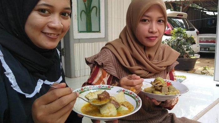Topa' Ladeh,Kuliner Khas Madura yang Selalu Dirindukan di Setiap Lebaran Ketupat