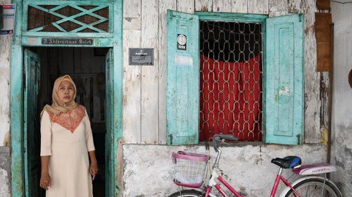 Kampung Tua Lawang Seketeng Kini Jadi kampung Wisata Heritage