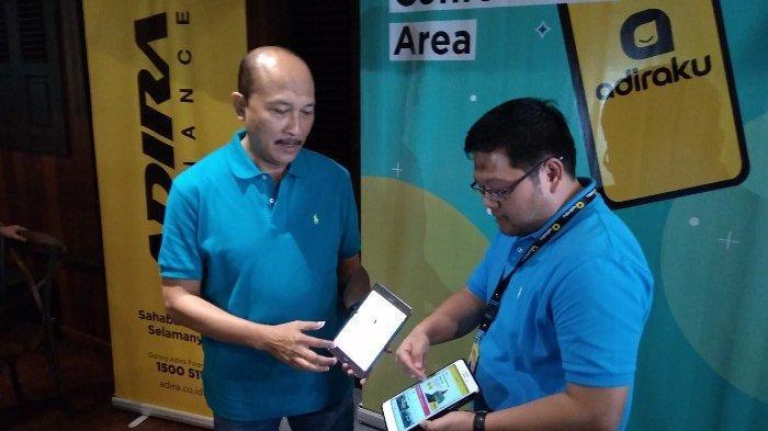 Dari Smartphone Adira Finance Kini Layani Kebutuhan Pelanggan Lewat Aplikasi Adiraku