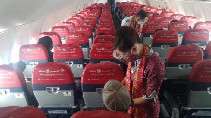 Rute Baru Lion Air Surabaya-Ternate Buat Penerbangan ke Maluku Jadi Lebih Cepat