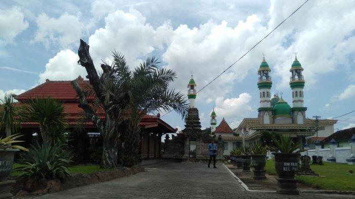 Wisata Religi Makam Rato Ebuh Sampang Sepi Pengunjung, Bulan Ramadan Biasanya Penuh Peziarah